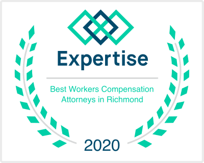 Top-Workers-Comp-Lawyer-Richmond-VA-Expertise-Badge