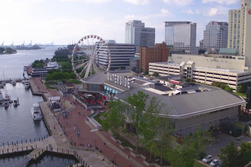 Downtown-Norfolk-Virginia