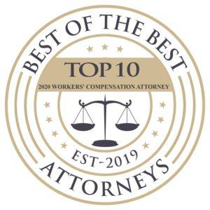 Best of Best top 10 attorneys logo