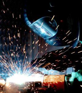 Welding worker VA